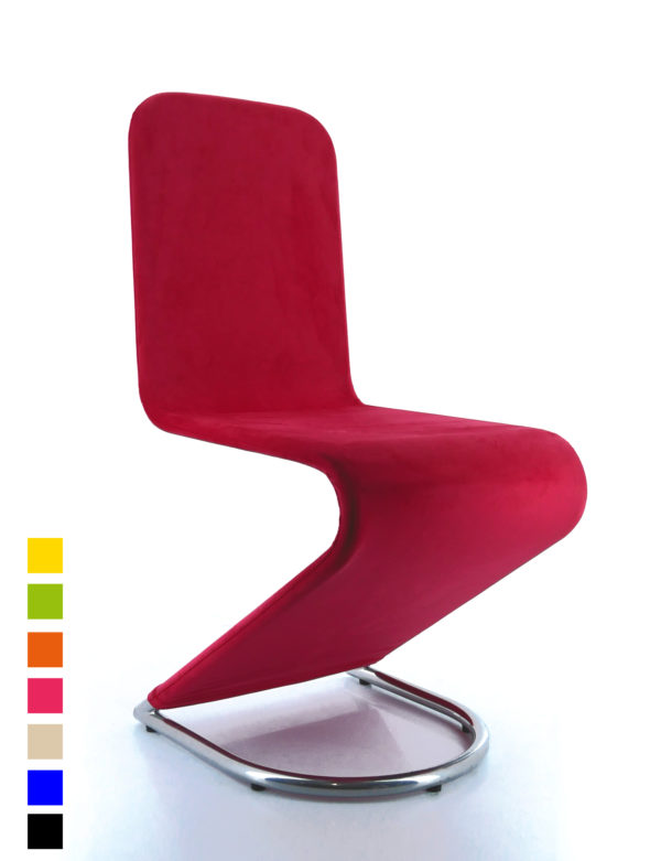 housse unie de chaise nathalie chaize